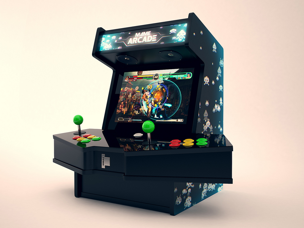 Bartop 2 Players Suggestions & Bartop Arcade Cabinet Kit - Veterinariancolleges