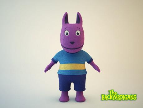 Austin Plush Toy