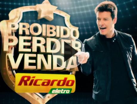 RICARDO ELETRO – Proibido Perder Venda